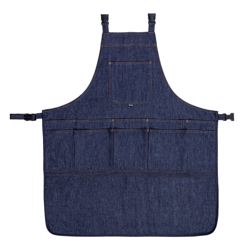 ALL-PURPOSE APRON (DENIM)