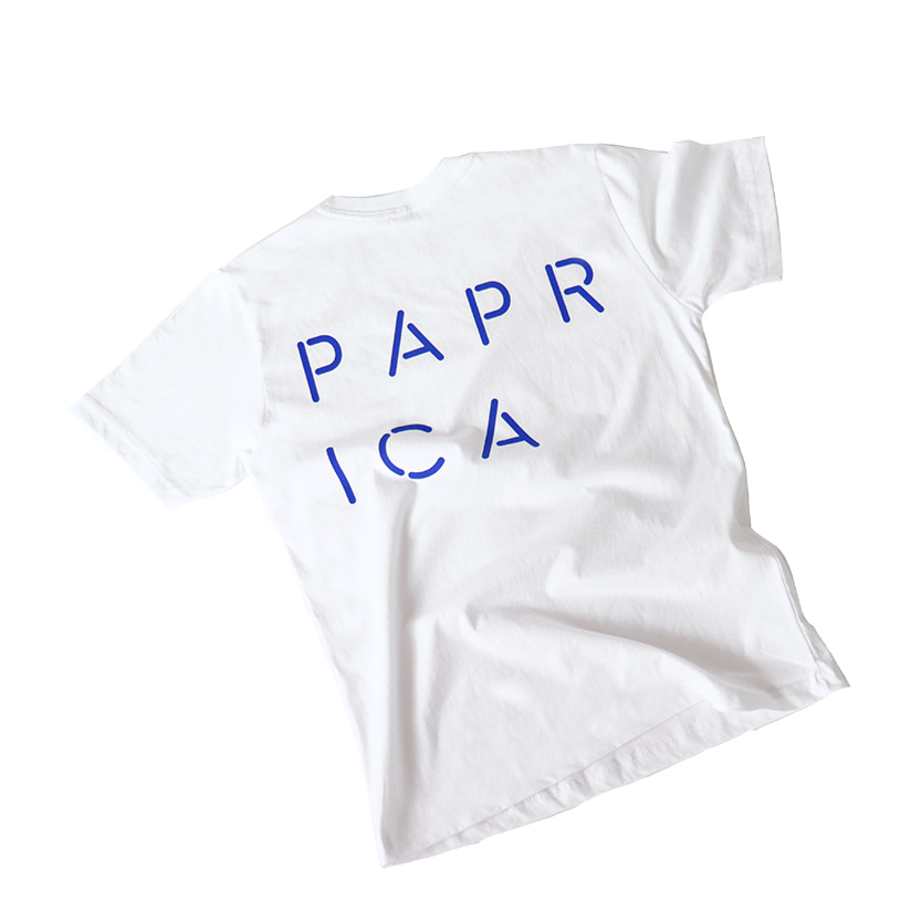 COLOR GRAPHIC T-SHIRTS (PAPRICA)